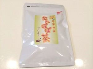 ティーライフたんぽぽ茶01