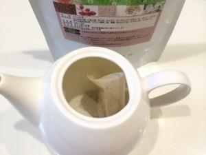 笑顔あふれるたんぽぽ茶06