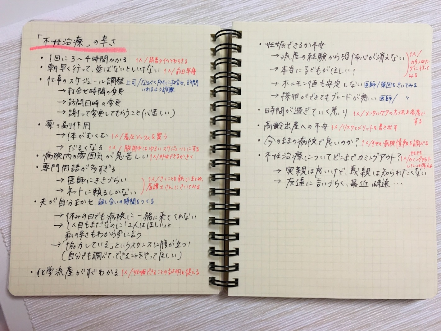 妊活 ストレスとの向き合い方02